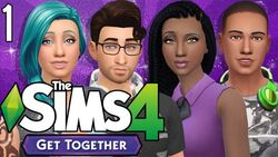 The Sims 4 Get Together - Thumbnail 1