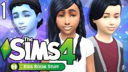 The Sims 4 Kids Room - Thumbnail 1