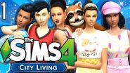 The Sims 4 City Living - Thumbnail 1