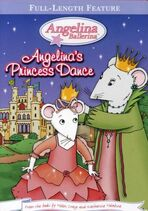 Angelina Ballerina- Angelina's Princess Dance - DVD