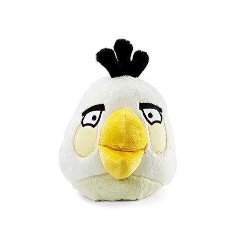 White bird plush angry birds plushes wiki fandom powered by wikia - Mighty eagle plush toy ...