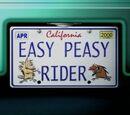 Easy Peasy Rider