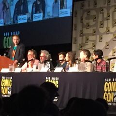 Final <i>Phineas and Ferb</i> panel at 2015 San Diego Comic-Con.