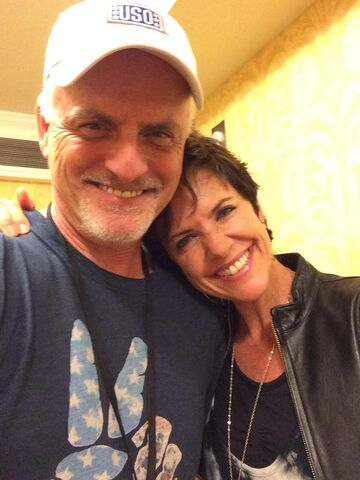 File:Rob Paulsen & Jennifer Hale - Connecticon 2014.jpg