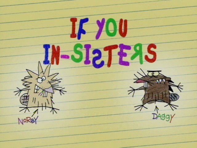 File:If You In-Sisters title card.jpg