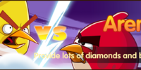 Angry Birds Ace Fighter/Challenge/Arena
