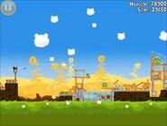 Official Angry Birds Seasons Walkthrough Summer Pignic 1-2