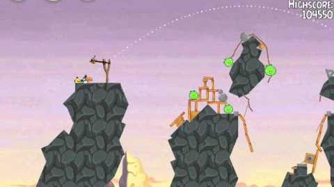 Angry Birds Seasons South HAMerica 1-23 Walkthrough 3 Star