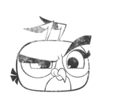 Character dahlia line