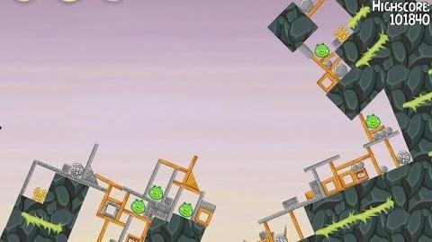 Angry Birds Seasons South HAMerica 1-19 Walkthrough 3 Star