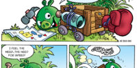 Bad Piggies Comic