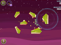 Utopia 4-6 (Angry Birds Space)