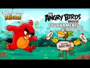 Play The Angry Birds Movie Tournament in Angry Birds Friends!