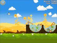 Official Angry Birds Seasons Walkthrough Summer Pignic 1-29
