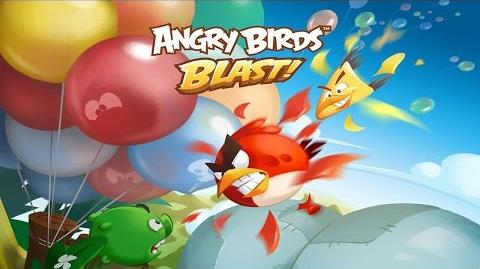 Official Angry Birds Blast (by Rovio Entertainment Ltd) Teaser Trailer - (iOS Android Amazon)