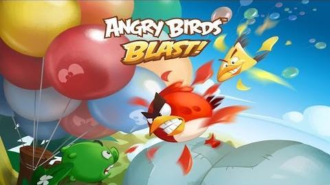 Official Angry Birds Blast (by Rovio Entertainment Ltd) Teaser Trailer - (iOS Android Amazon)