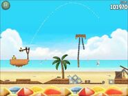 Official Angry Birds Rio Walkthrough Beach Volley 6-6