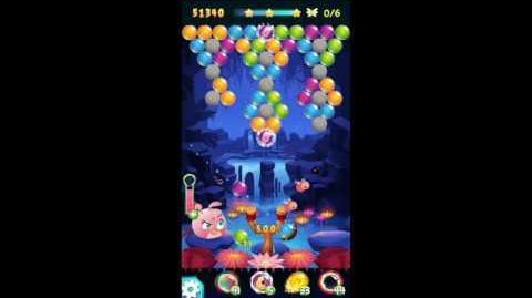 Angry Birds POP! Level 18 Walkthrough