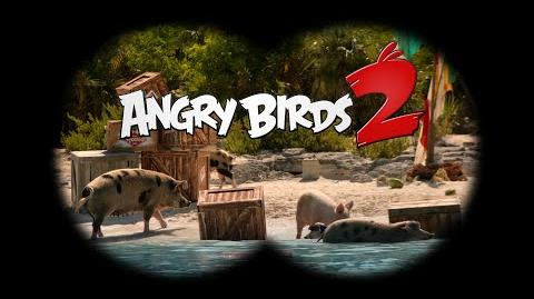 Angry Birds 2 Angry Is Back - Teaser