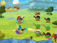 Angry-Birds-Epic-Battle-Multiple-Birds-and-Pigs
