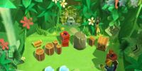 Bird Island Level 12 (Angry Birds Action!)