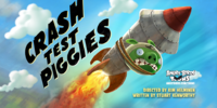 Crash Test Piggies