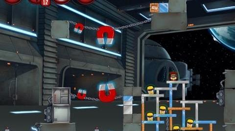 Angry Birds Star Wars 2 Level P1-11 Naboo Invasion 3 star Walkthrough
