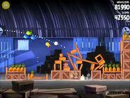Official Angry Birds Rio Walkthrough Smuggler's Den 1-12
