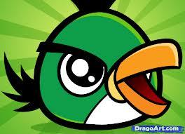 File:Green Bird Chibi.jpg