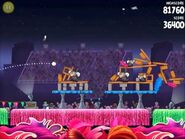 Official Angry Birds Rio Walkthrough Carnival Upheaval 7-5