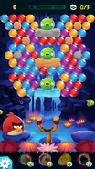 Angry Birds POP! Level 21-2 (Mobile)