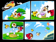Angry Birds FB Easter Week Pic 5