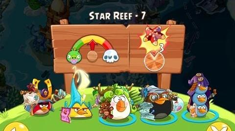 Angry Birds Epic Star Reef Level 7 Walkthrough