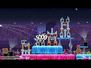 Angry Birds Rio Carnival Episode Gameplay Trailer
