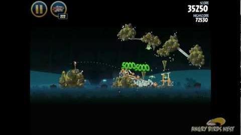 Angry Birds Star Wars 3-38 Hoth 3-Star Walkthrough