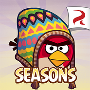 Angry Birds Seasons South Hamerica icon