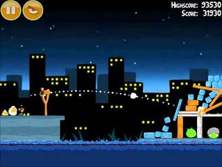 Official Angry Birds Walkthrough Danger Above 7-10