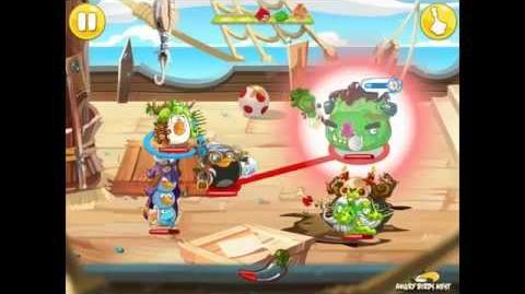 Angry Birds Epic Star Reef Level 6 Walkthrough