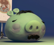 Tenor Pig Sick