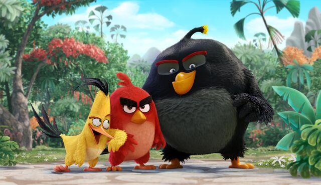 File:Angry Bird Movie Trio.jpg