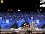 Official Angry Birds Rio Walkthrough Smuggler's Den 2-13