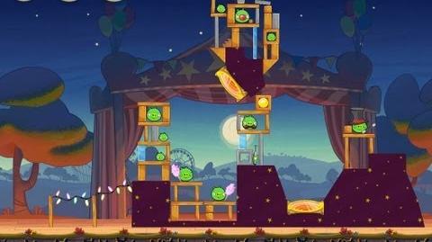 Angry Birds Seasons Abra-ca-Bacon 1-9 Walkthrough 3-Star