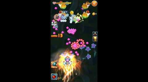 Angry Birds Ace Fighter The Blues Angry Skill