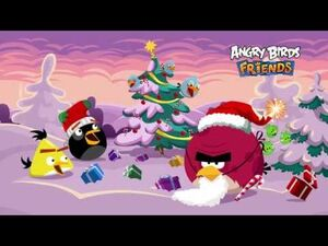 Angry Birds Friends - Holiday Tournaments 2014