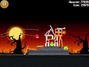 Official Angry Birds Seasons Walkthrough Trick or Treat 2-1