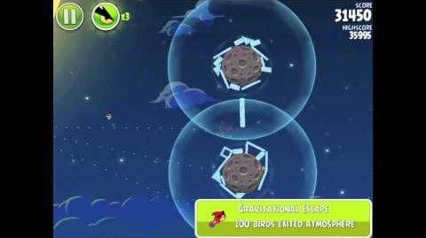 Angry Birds Space Pig Bang 1-10 Walkthrough 3-star