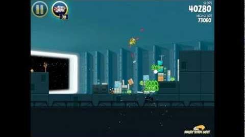 Angry Birds Star Wars 2-28 Death Star 3-Star Walkthrough