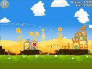 Official Angry Birds Seasons Walkthrough Summer Pignic 1-20