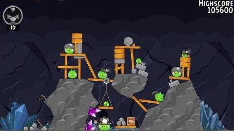 Angry Birds 29-6 Flock Favorites 3 Star Walkthrough