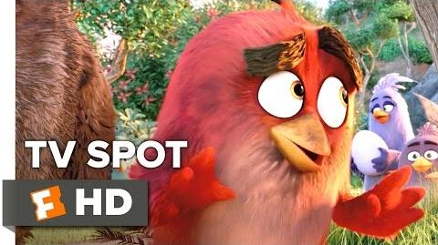 The Angry Birds Movie TV SPOT - The Most Fun (2016) - Jason Sudeikis, Josh Gad Movie HD